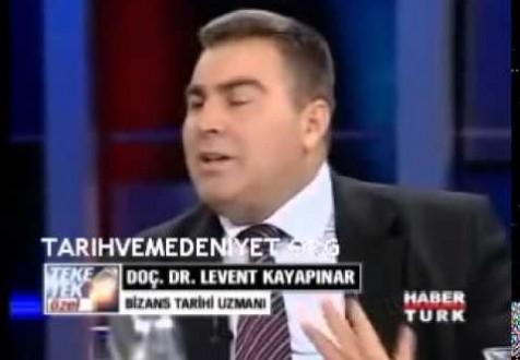 ΛΕΒΕΝΤ ΚΑΓΙΑΠΙΝΑΡ -ΤΟΥΡΚΟΣ ΙΣΤΟΡΙΚΟΣ